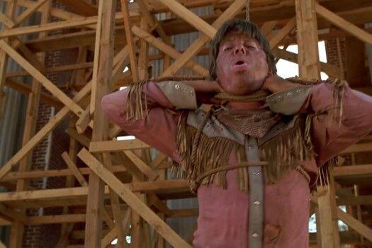 Michael J Fox Hanging And Choking 75314