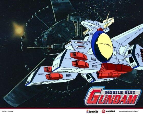 Urutan Gundam First Gundam B048c