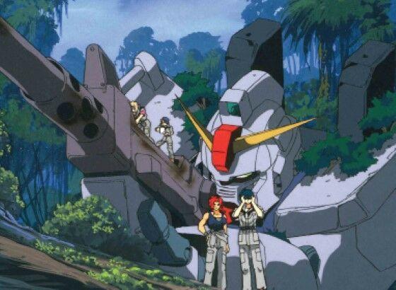 Urutan Gundam Gundam 08th Ms Team A6f22