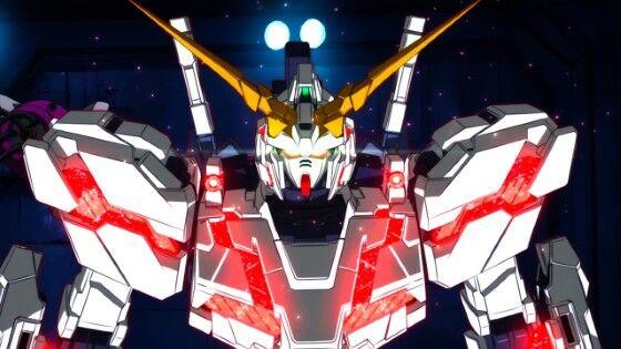 Urutan Gundam Unicorn 97807