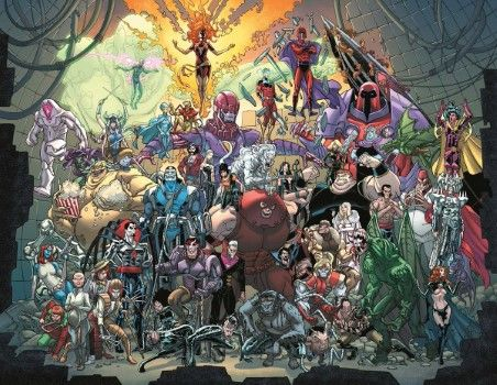 Alasan Kenapa X Men Lebih Menarik Dan Keren Dari Avengers Kekeluargaan Custom A7eaf