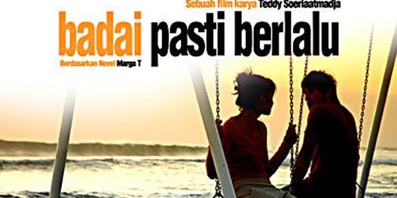 Film Indonesia Sedih Badai Pasti Berlalu Custom C020d