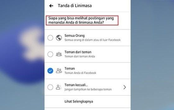 Cara Membuat Profil Facebook Terkunci 76a9b