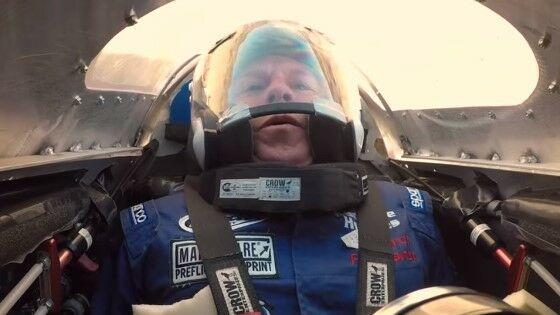 Film Tentang Bumi Datar Rocketman Custom Dcc99