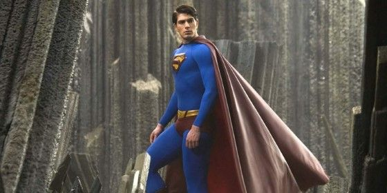 Kostum Karakter DC Terburuk Superman B2579