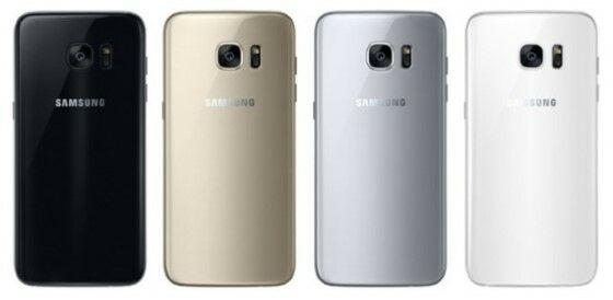 Samsung S7 Flat 36f00