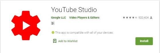 Youtube Studio Apk A28dd