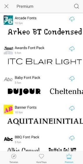 Picsart Mod Apk Font 2c9dc