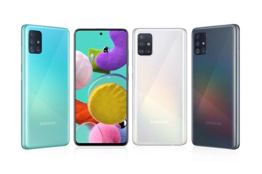 Samsung Galaxy A71 Desain D7169