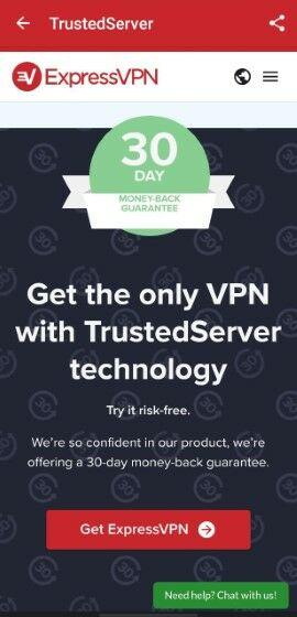 Expressvpn Trusted Server 3fa4c