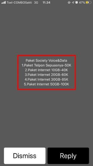 Pilihan Paket Society Internet Telkomsel 8b3f9