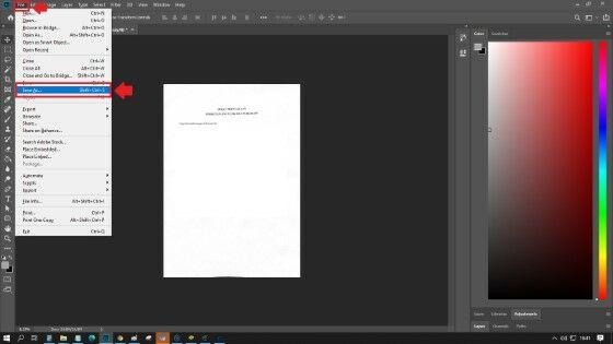 Cara Memperbesar Ukuran File Pdf Dengan Paint 49e26