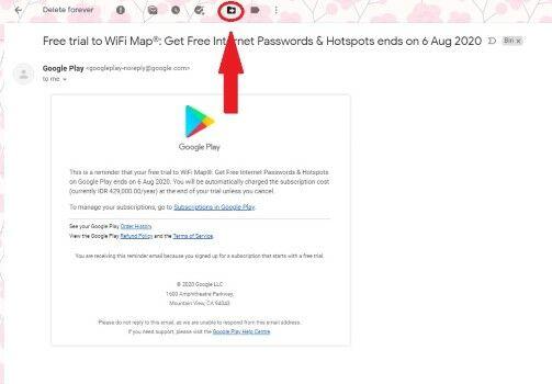 Mengembalikan Email Yang Terhapus 209f1