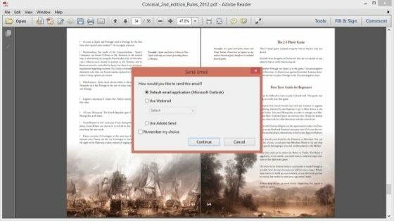 Adobe Reader F7b72