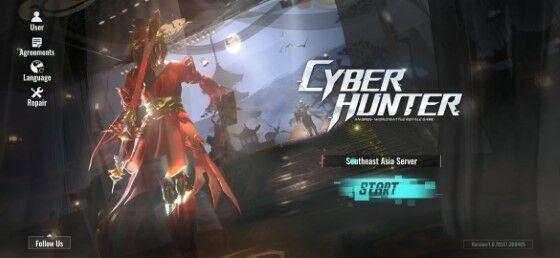 Cyber Hunter Lite 064ba