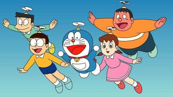 Nada Dering Wa Doraemon B7daa