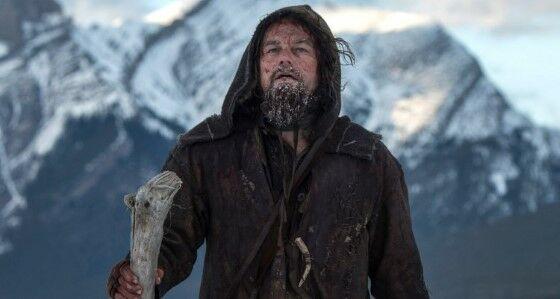 Nahas Leonardo DiCaprio The Revenant Custom 8606b