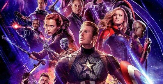 Film Avengers Endgame F2a87