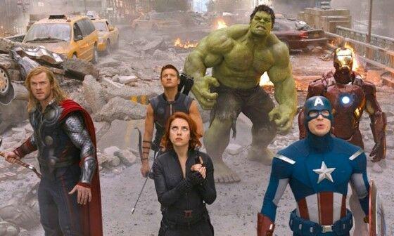 Film The Avengers Ce0c5