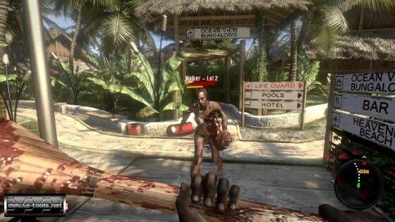 Zombie 1 Dead Island Custom 3d4fa