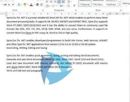Cara Membuat Watermark Di Word 2016 4fd36