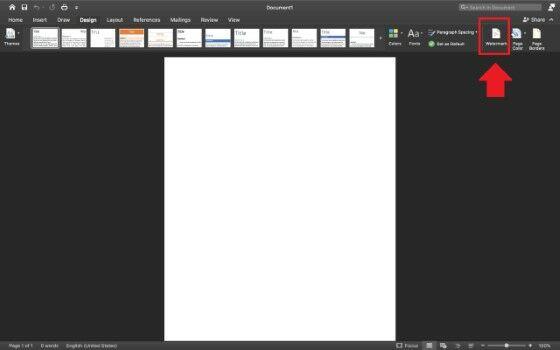 Cara Membuat Watermark Di Word Android 893fd
