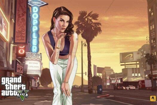 Grand Theft Auto V 6c3fb