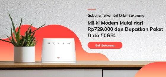 Harga Telkomsel Orbit 5cf16