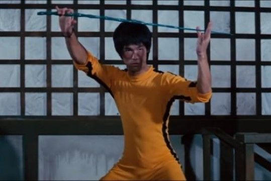 Baju Olahraga Bruce Lee Ac0d3