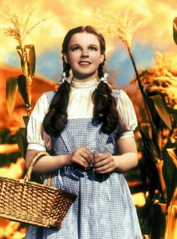 Gaun Judy Garland E0335