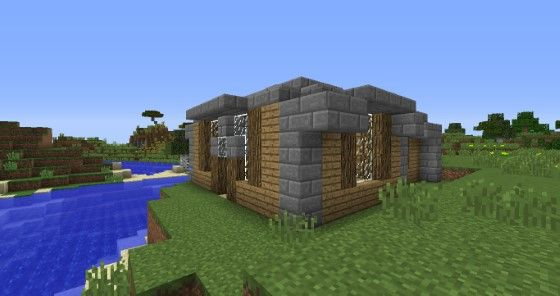 Cara Membuat Rumah Di Minecraft F508a