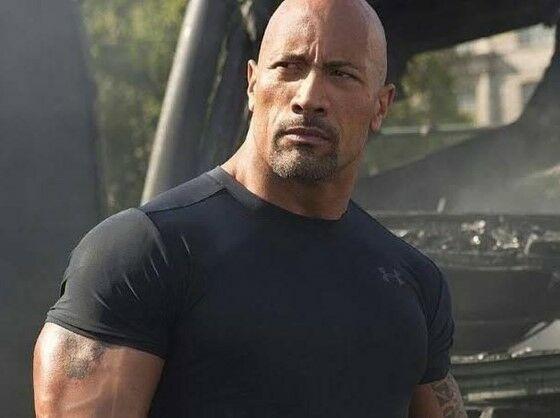 Aktor Hollywood The Rock 66540