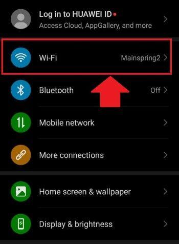 Cara Scan Barcode Wifi Dari Hp Ke Laptop B05d3