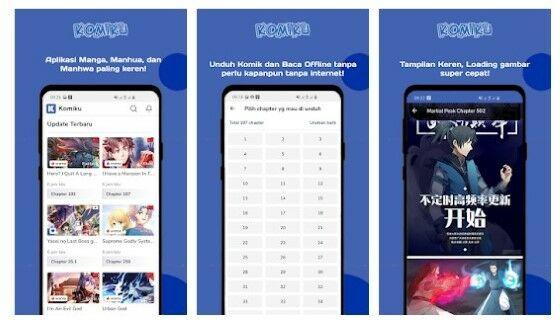 Aplikasi Baca Manga Android 2020 B9862