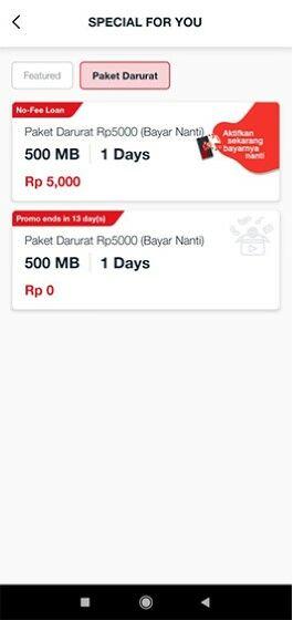 Hutang Pulsa Telkomsel Bcbdf