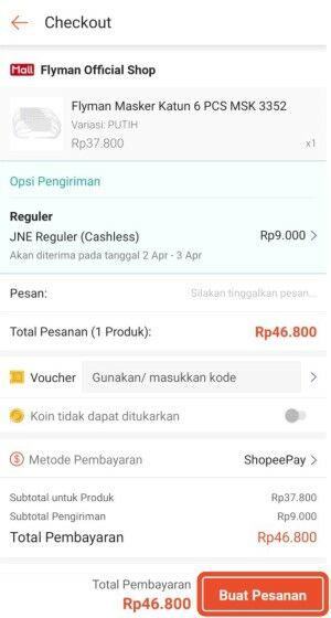 Cara Memakai Shopeepay C63d1