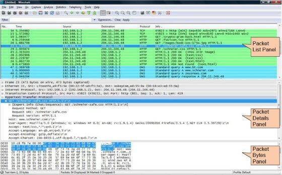 Cara Sniffing Menggunakan Wireshark 73839