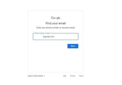 Cara Menemukan Email Lama 4e7ad