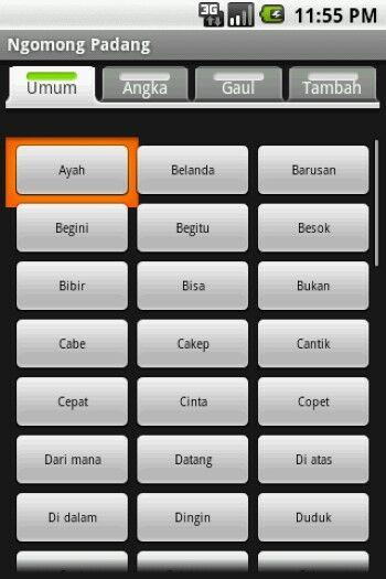Aplikasi Translate Bahasa Minang Ke Indonesia 3cab0