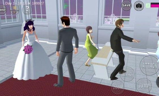 Cara Menikah Di Game Sakura School Simulator 45200