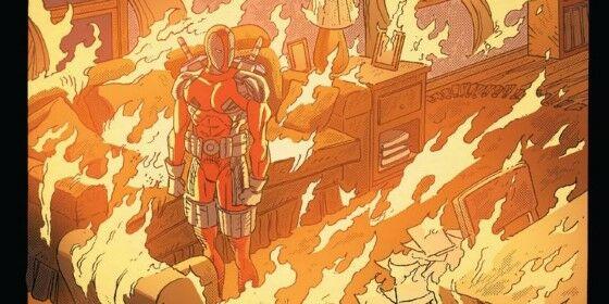 Deadpool Superhero Yang Membunuh Orang Tuanya D2524