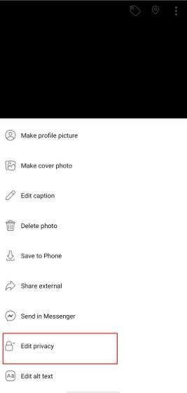Cara Menyembunyikan Foto Pada Facebook Di Hp 626fe