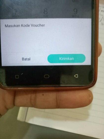 Cara Memasukkan Kode Voucher Xl Di My Xl 0e1b0