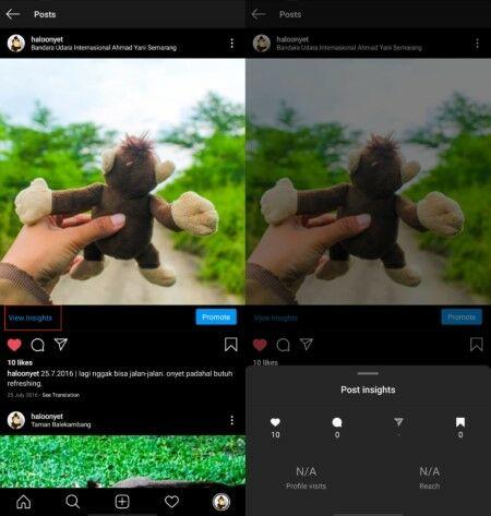 Cara Melihat Insight Instagram Story 52547