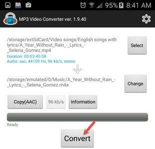 Cara Mengubah Mp4 Menjadi Mp3 Di Android 16be3