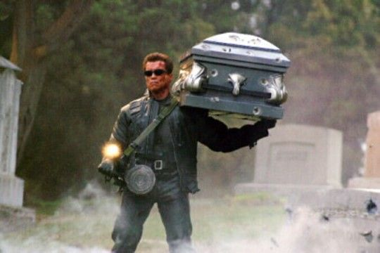 Terminator 3 Rise Of The Machines Photo 23 838061797 330a7