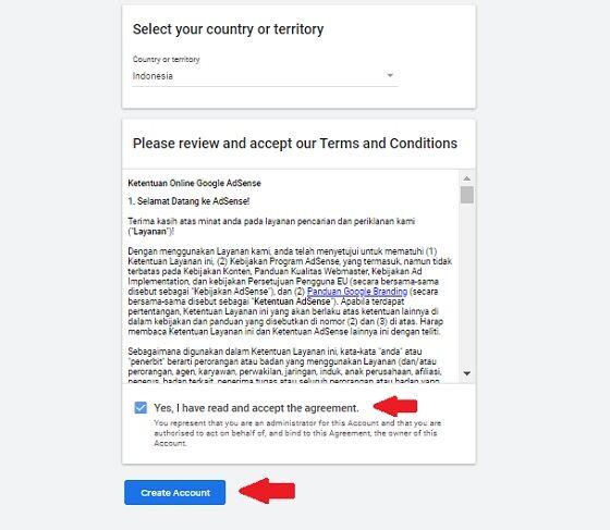 Cara Daftar Google Adsense 6 E1ed8