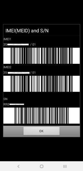 Kode Rahasia Samsung Untuk Jaringan B8131