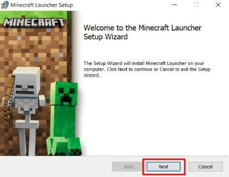 Cara Install Minecraft 0c3a3