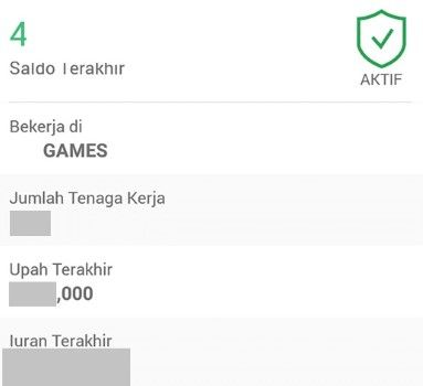 Cek Saldo Bpjs Ketenagakerjaan Online 2018 B1854
